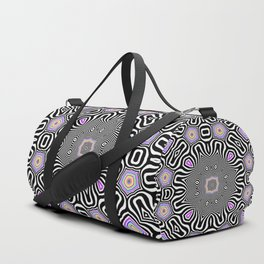 Candy & Mint Pattern No.3 Duffle Bag