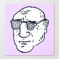 Foucault Canvas Print