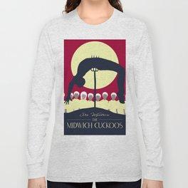 Midwich Cuckoos Design Long Sleeve T-shirt