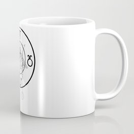 Nature O'clock Coffee Mug