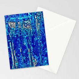 Bubbling Waters Stationery Cards
