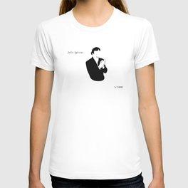 Julio Iglesias, by Will Zurmann T-shirt