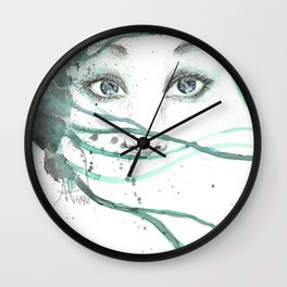Run Free and Carry On Wall Clock