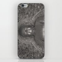 buddah iPhone & iPod Skins featuring Buddah by Tianna Chantal
