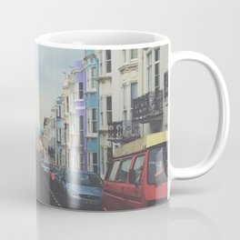 Brighton Houses Coffee Mug