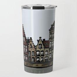 Bruges sketch Travel Mug