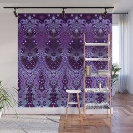 Lavender Entangled Wall Mural