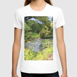 Pearl S Buck Front Garden T-shirt