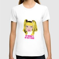 spice girls T-shirts featuring Spice World - Emma Baby Spice by Binge Designs Homeware
