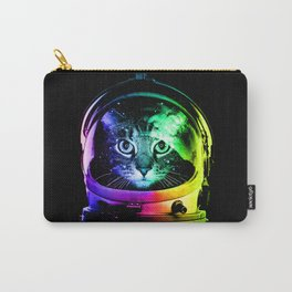 Astronaut Cat Carry-All Pouch