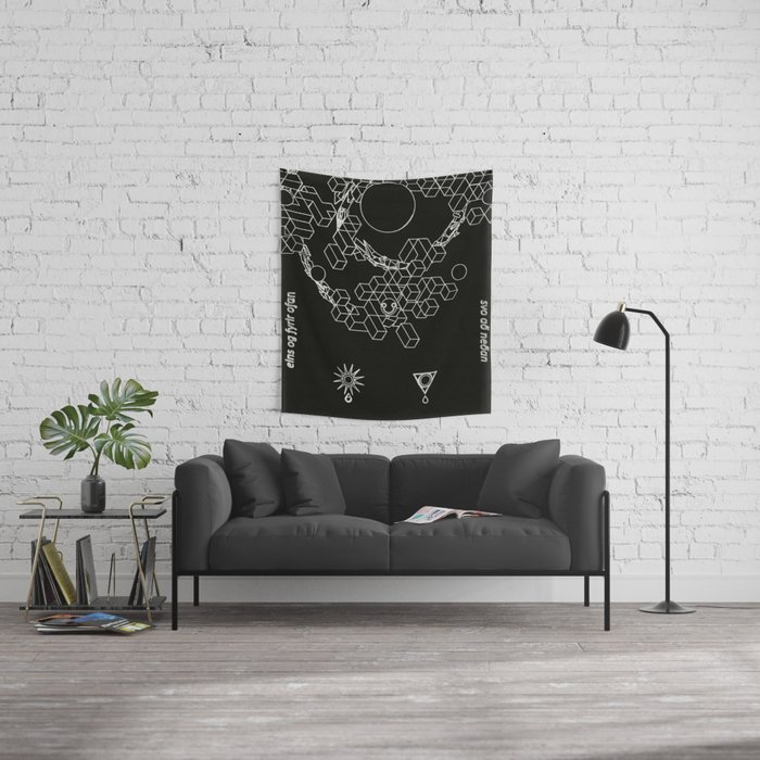 AASB04 Wall Tapestry