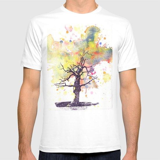 Alone Dead Tree T-shirt