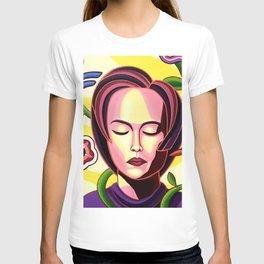 Feeling the flow in the Hanoi Spring T-shirt