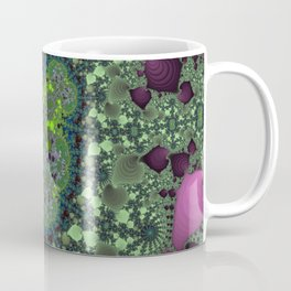 Fractal Fairy Ring Coffee Mug