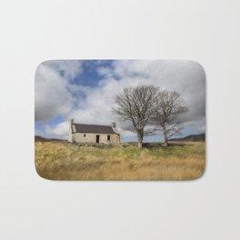 Highland Cottage. Bath Mat