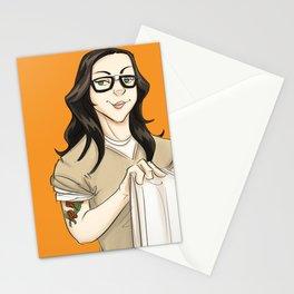 Alex Vause OITNB Stationery Cards