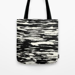 Brush Stripe 2 Tote Bag