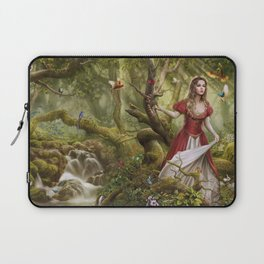 The forest song Laptop Sleeve