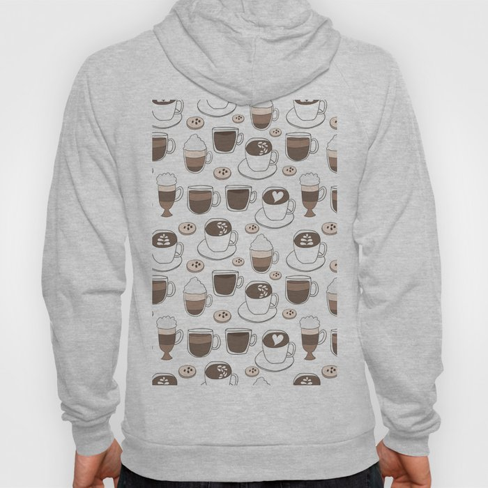 Coffee Cups Hoody