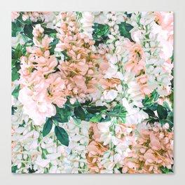 1992 Floral Canvas Print