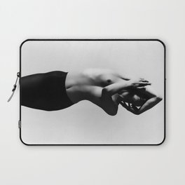 Nude dancer black and white nude photography 2010 Laptop Sleeve