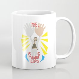 The flaming lips Coffee Mug