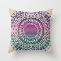 writing Throw Pillows featuring Secret writing by Gal Ashkenazi