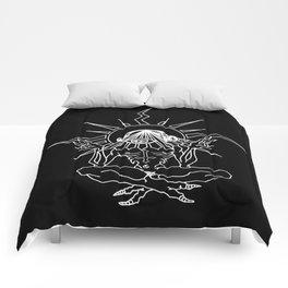 MEDITATION MEDICATION Comforters