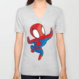 Spiderbody Unisex V-Neck