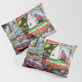 Times Square II Special Edition III Pillow Sham