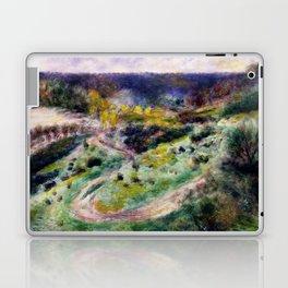 Road at Wargemont Laptop & iPad Skin