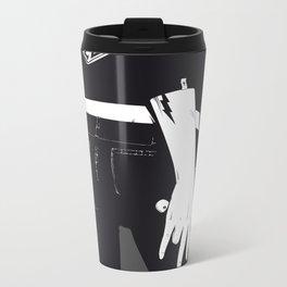 Mauvaise Fille Metal Travel Mug