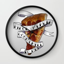 Piece on Earth, Good Chill to Men Wall Clock