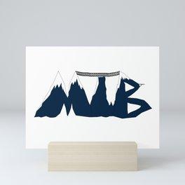 MTB Mini Art Print