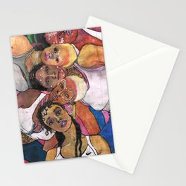 Commercialism at its Best Stationery Cards