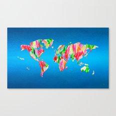 Tulip World #119 Canvas Print