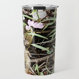 Nature in the eyes of a 9 year old Travel Mug