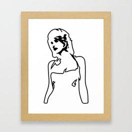 Caprica #6 Framed Art Print
