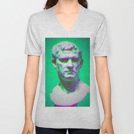 Marcus Vipsanius Agrippa Unisex V-Neck