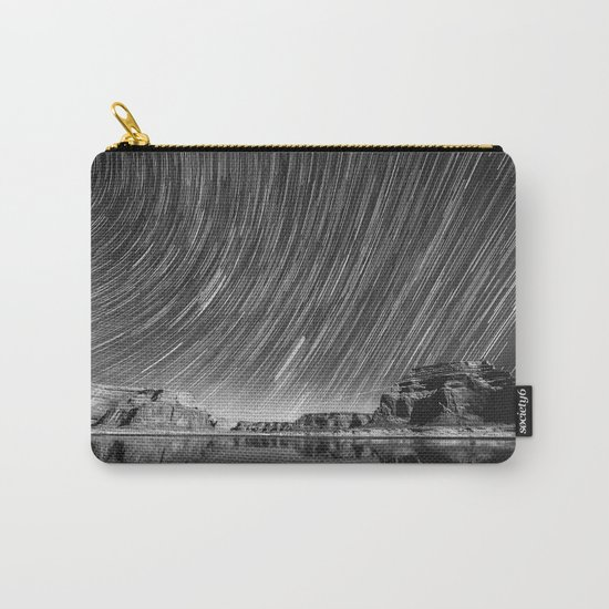 World Spin Carry-All Pouch