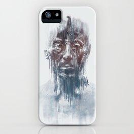 Portret 008 iPhone Case