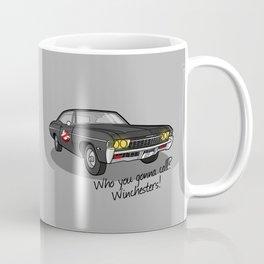 Ghosthunters Coffee Mug