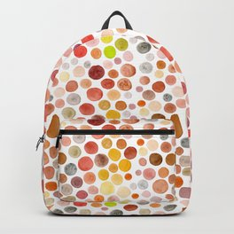 Different Polka Dots Backpack