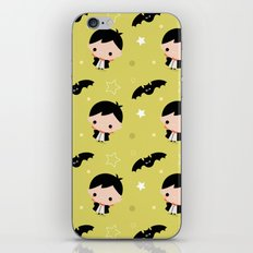 Kawaii Dracula iPhone & iPod Skin