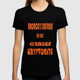 BRONCOS D T-shirt