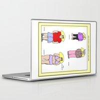 bikini Laptop & iPad Skins featuring bikini babe! by gasponce
