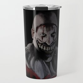 Twisty the Clown - iPad painting Travel Mug