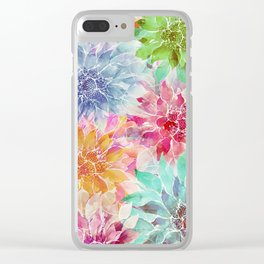 The Smell of Spring 3 Clear iPhone Case