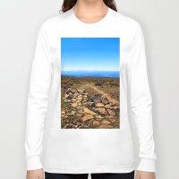 utah Long Sleeve T-shirts featuring Utah by Chris Root