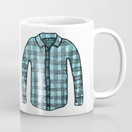 Flannel shirts Coffee Mug